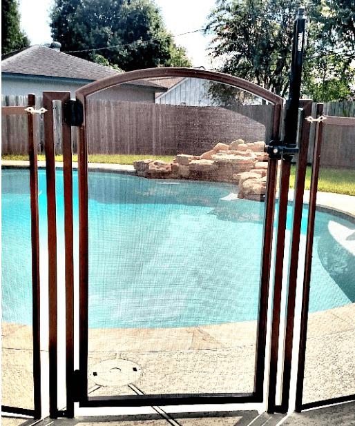 Self-Closing/Locking Pool Gates Will Save Children\'s Lives ...